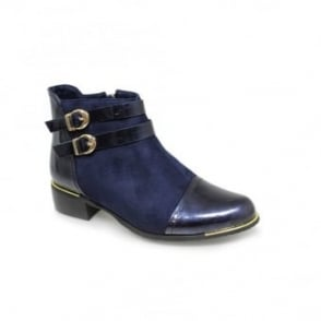 Milly Buckle Ankle Boot