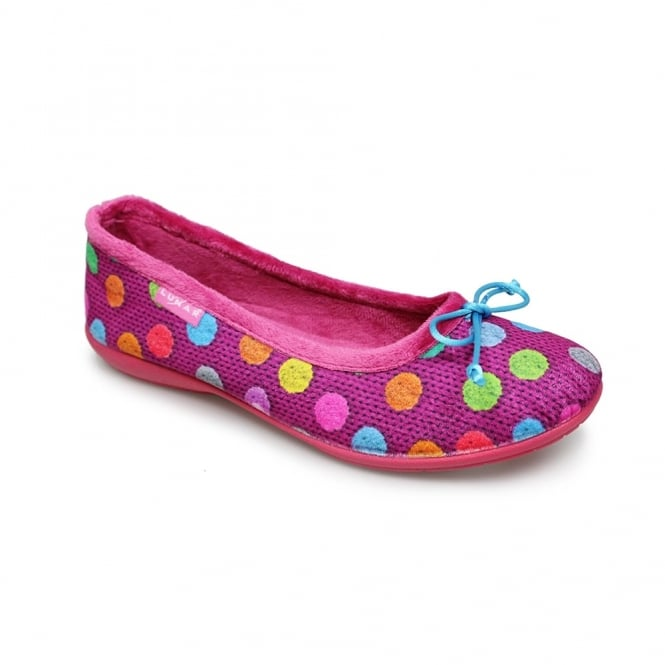 Lunar Mix Up Pump Slipper