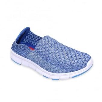 Nollie Glitter Elasticated Shoe