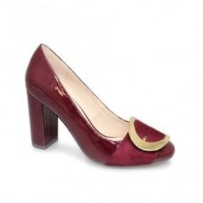 Patsy Patent Heel