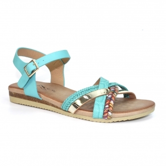 124804e3c60 Radiance Multi Cross Strap Sandal