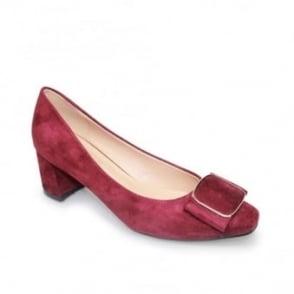 Remi Low Court Heel