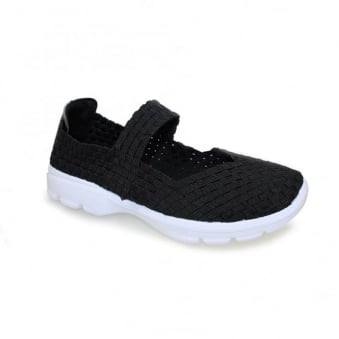 Riptide Elasticated Shoe