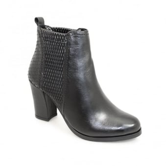 Rose Elasticated Ankle Boot