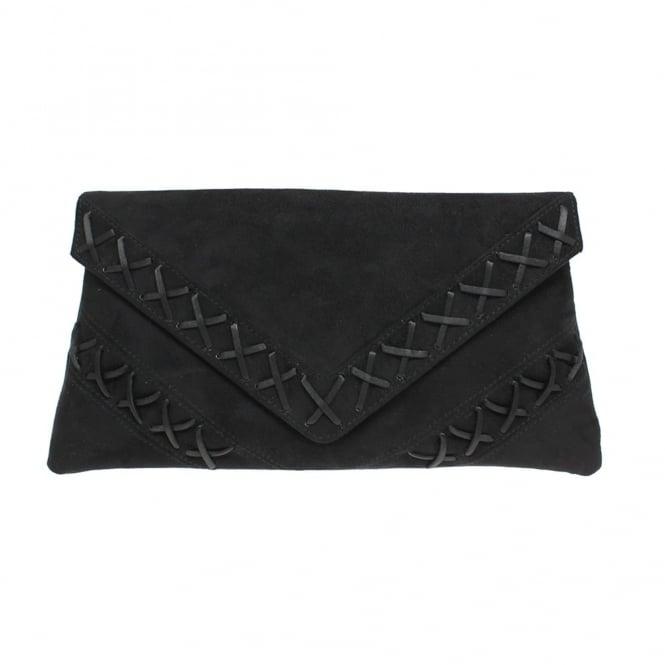 Lunar Stella Cross Stitch Clutch Bag