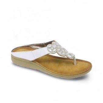 Taylor Toe Post Mule Sandal