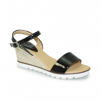 Trinidad Wedge Sandal