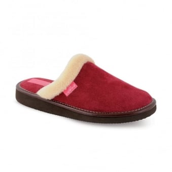Waverly Real Suede Slipper