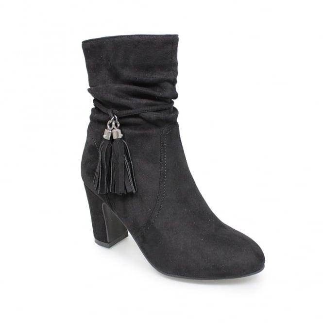 Lunar Wylie Tassel Boot