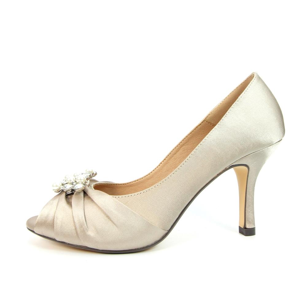 Zara Peep Toe Heel - Ladies Shoes from
