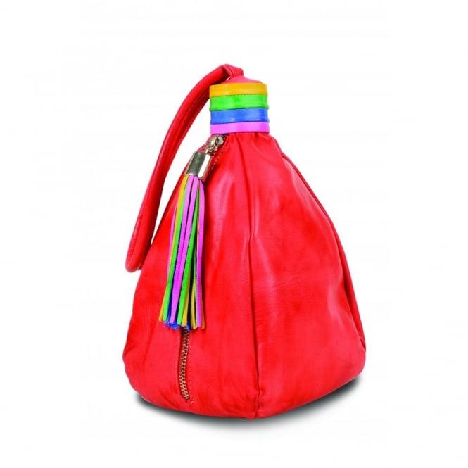 Lunar ZLN013 Leather Bag