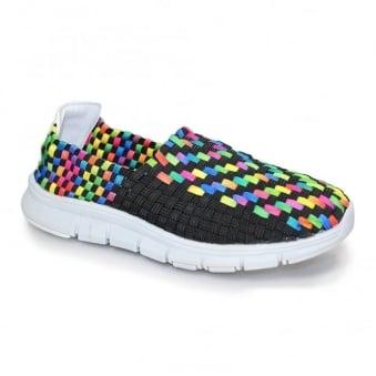 Zula Elasticated Shoe
