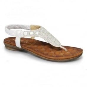Zurich Glitter Sandal